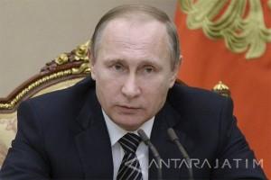 Putin: Saya Tak Inginkan Perlombaan Senjata