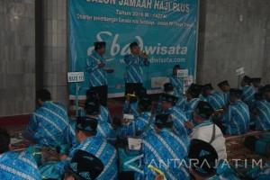 272 Calon Haji Plus Diberangkatkan dari Juanda
