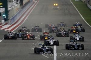 Daftar Pebalap Formula 1 Musim 2019