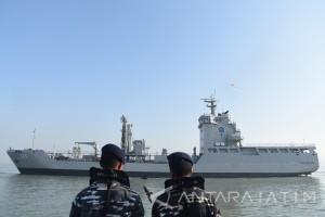 Kapal Tanker Baru TNI AL