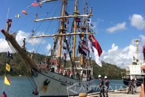 ASEAN Cadet Sail 2016 Singgahi Lombok