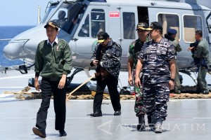 Latihan Armada Jaya XXXIV