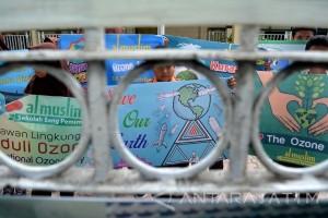 Siswa Al-Muslim Kampanyekan Hari Ozon Internasional