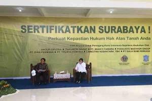 Menteri ATR/BPN Targetkan Semua Tanah Bersertifikat 2025