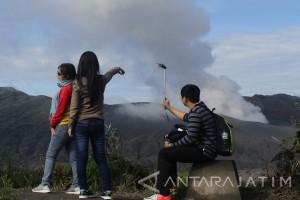 TNBTS Batasi Jarak Kunjungan Wisata Gunung Bromo