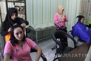 Salon Kecantikan Dalam Lapas