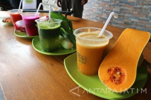 Segarnya Aneka Juice Agroguna Bojonegoro