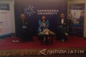 Sampoerna-University Dorong Generasi Muda Surabaya Jadi Wirausahawan