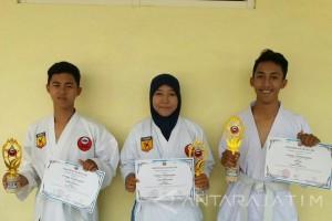 Mahasiswa Unusa Juara Lomba Karate Tingkat Provinsi