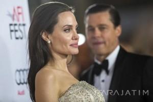 Angelina Jolie-Bradd Pit Sepakati Hak Asuh Anak