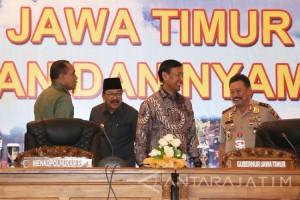 Gubernur Jatim Ingatkan Tiga Persoalan Perlu Solusi