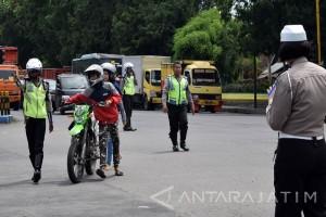 Polres Ngawi Tangani 4.300 Pelanggaran Lalu Lintas