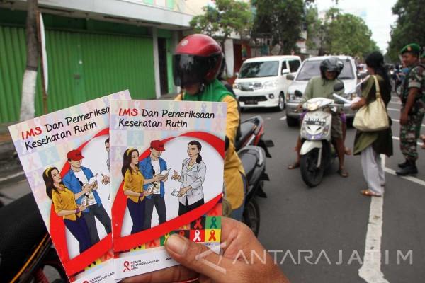 Dinkes Ngawi Temukan 100 Kasus Baru HIV/AIDS