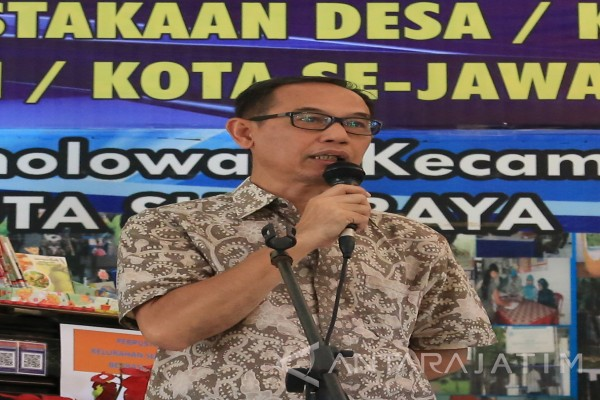 Pemkot Surabaya: Pemilik Angkutan Gabung Koperasi Minim