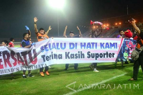 Madura United Batalkan Pertandingan Lawan Klub Malaysia