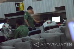 KPK Kembali Periksa Pejabat Nganjuk di Madiun