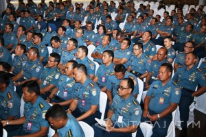 Kasal Ingatkan TNI Bersikap Netral