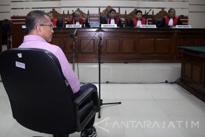 Sidang Lanjutan kasus Korupsi Dahlan Iskan