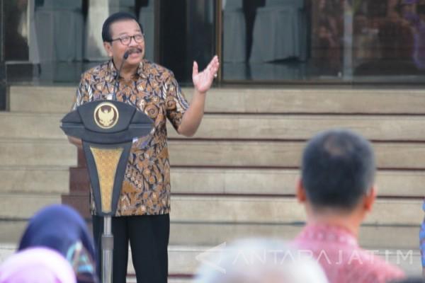 Gubernur Jatim Siapkan Evaluasi Program SKPD