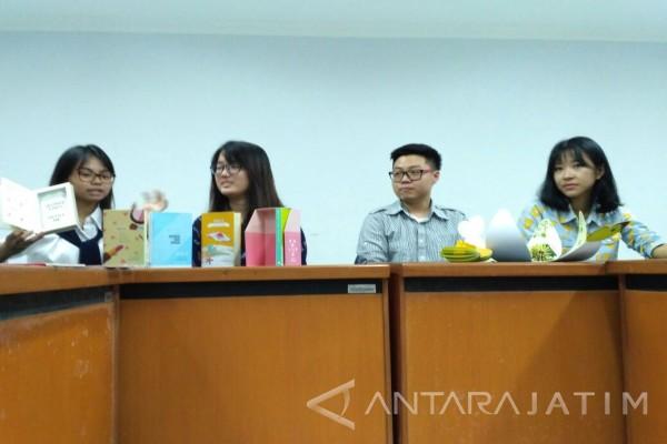 Mahasiswa UK-Petra Wakili Indonesia di ASPaC Jepang