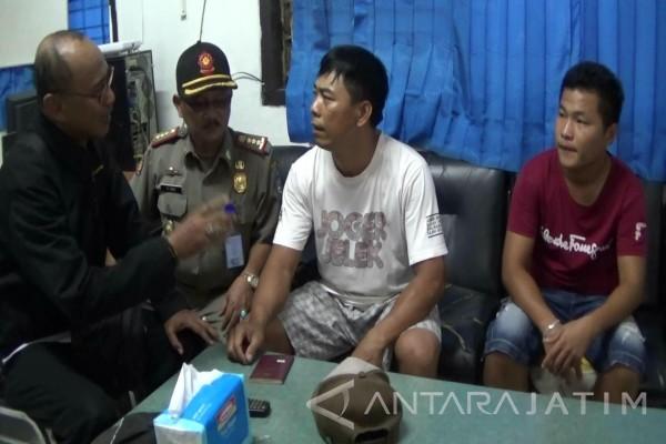 Petugas Gabungan Situbondo Temukan TKA Diduga Ilegal (Video)