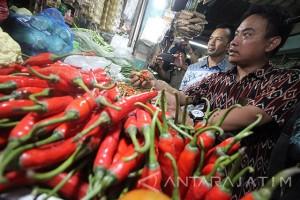 KPPU Sidak Pasar Tradisional