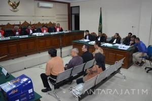 Sidang Kasus Korupsi Dahlan Iskan