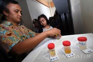 Razia Yustisi dan Narkoba Surabaya