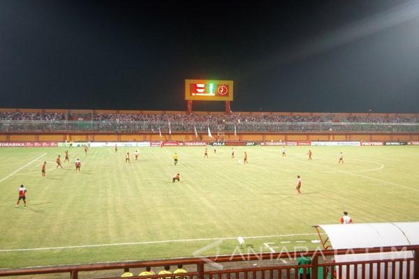 Madura United Menang Tipis Atas Perseru Serui