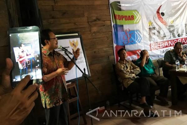 Wagub Ingatkan Pemuda Jaga Kerukunan di Jatim