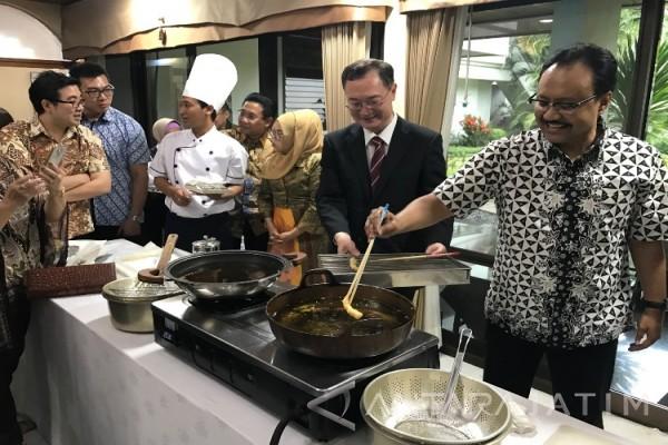 Wagub Jatim Sarankan Kuliner Indonesia Lebih Inovatif (Video)