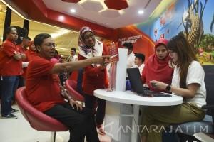 Telkomsel Perbanyak Layanan GraPARI di Pusat Perbelanjaan