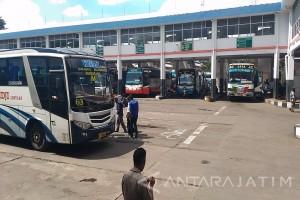 Jurusan Surabaya-Jogjakarta Masih Jadi Favorit Penumpang Purabaya
