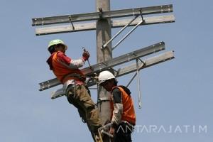 Elektrifikasi Jatim Tumbuh Positif di Akhir Tahun