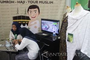 Pameran Sambut Peningkatan Kuota Haji