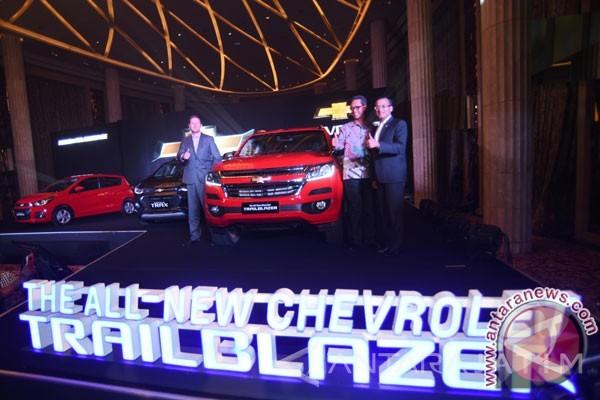 Tiga Seri Baru Chevrolet Diperkenalkan di Surabaya
