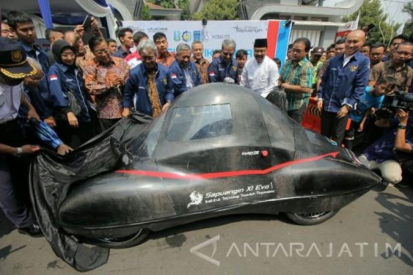ITS Surabaya Luncurkan Sapuangin XI Evo 1