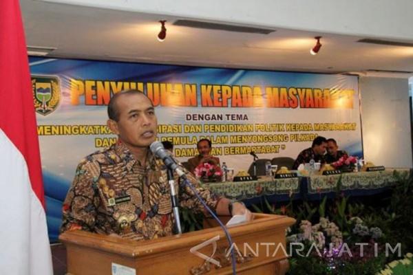 Pemkot Madiun Berperan Aktif Tingkatkan Partisipasi Pilkada 2018