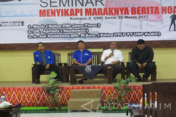 PWI Jawa Timur Minta Masyarakat Waspada Berita di Media Sosial