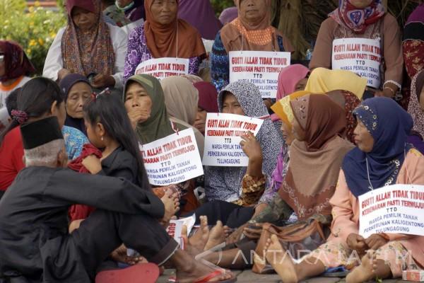 Kuasa Hukun TNI Tolak Gugatan Warga Kaligentong