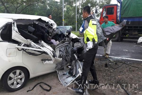 Korban Kecelakaan Maut Suramadu Bertambah Jadi Tiga Orang