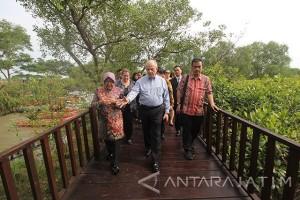 Kunjungan Dubes AS Ke Surabaya