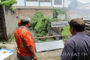 Pemkot Janjikan Segera Perbaiki Saluran Irigasi di Balowerti-Kediri