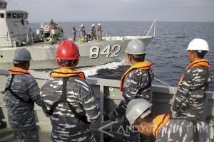 Koarmatim-Australia Latihan Pratugas Operasi Pengamanan Perbatasan Laut
