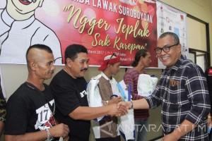 PWI Jatim Gelar Donor Darah Peringati HPN 2018