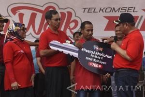 """Telkomsel Dukung Pengembangan """"Smart City"""" Sidoarjo"""