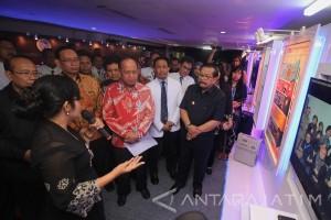 Kunjungan Menristekdikti ke Surabaya