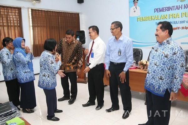 Wali Kota Minta Pegawai yang Hendak Purna Tugas Tetap Produktif