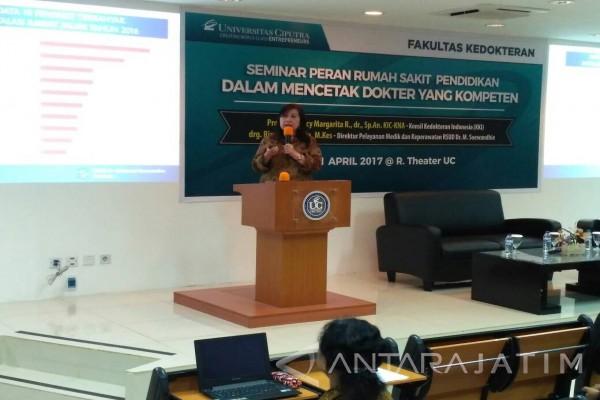 UC-RSUD Dr Soewandhi Kerja Sama Kembangkan RS Pendidikan