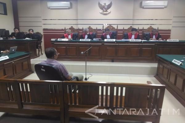 Hakim Tipikor Vonis Dahlan Dua Tahun Penjara